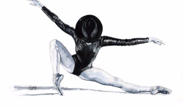 Ballerina Ballet Dancer Dancing by Migglet 4