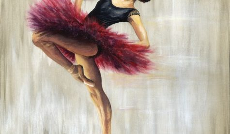 Ballerina Ballet Dancer 4 by Migglet