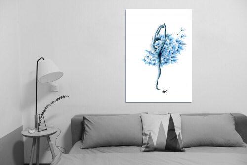 'Dance of the Dandelion' - Large Canvas