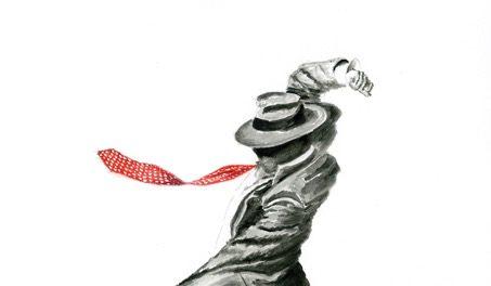 Dancer Dancing Man Jazz Dance Contemporary by Migglet 1
