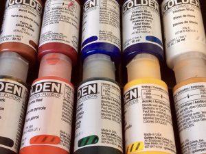 Acrylics - Materials & Media
