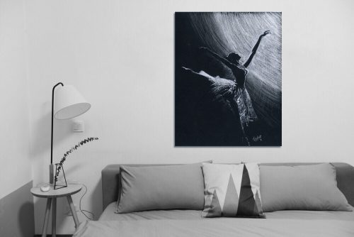 'Limelight' - Large Canvas