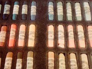 Soft Pastels - Materials & Media