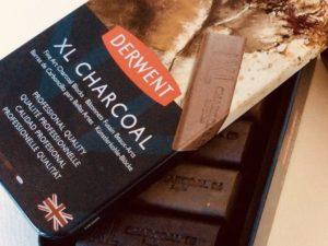 Charcoal - Materials & Media