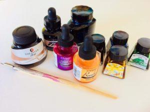 Inks - Materials & Media