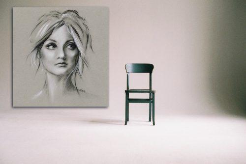 'Soulful' - Large Canvas Product Shot