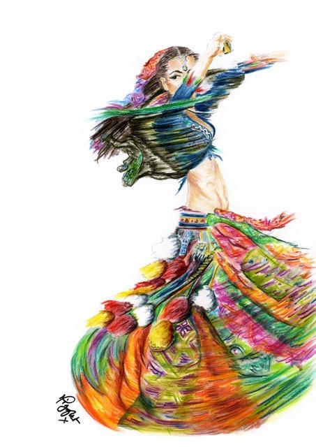 Rainbow Gypsy