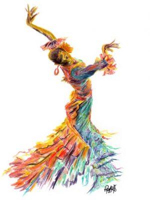 Fuego Dance