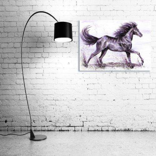'Prince' - Wall Art with Lamp