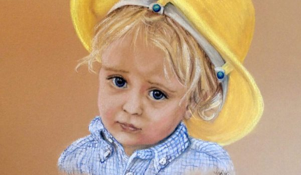 Soft Pastels - Bertie