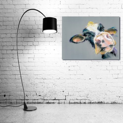 'I Heard That' - Wall Art with Lamp