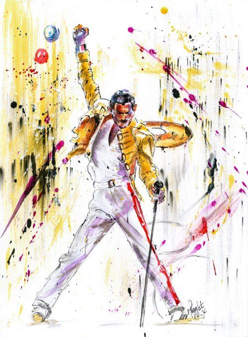 Freddie Mercury - The Legend