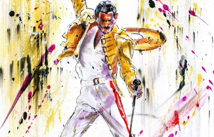 Freddie Mercury - The Legend