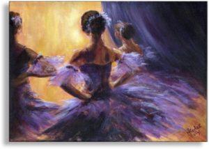 Paintings of Dancers 1