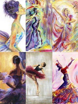 Dancers Set A