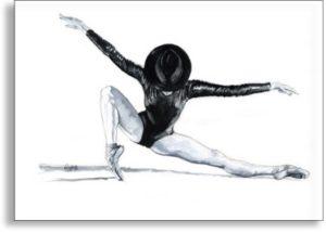 Paintings of Dancers 2