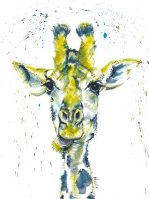 Geronimo! The Giraffe
