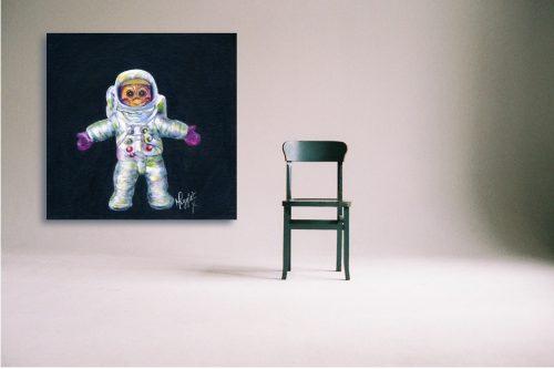 Buzz-Aldrin-Troll-Wall-Art-with-Chair