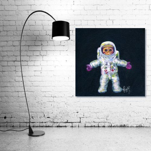 Buzz-Aldrin-Troll-Wall-Art-with-Lamp