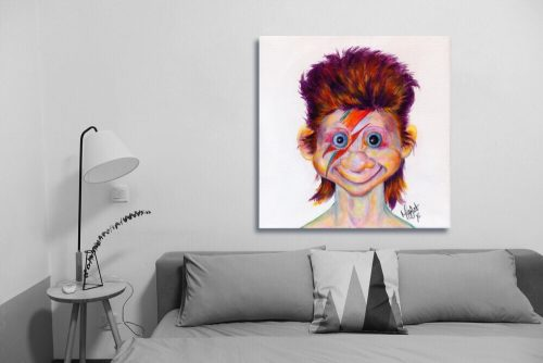 David-Bowie-Troll-Wall-Art-with-Sofa