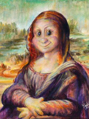 Mona-Lisa-Troll