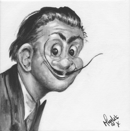 Salvador-Dali-Troll