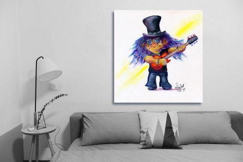 Slash-Troll-Wall-Art-with-Sofa