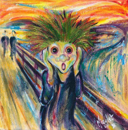 The-Scream-Troll