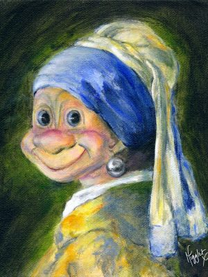 Troll-with-a-Pearl-Earring