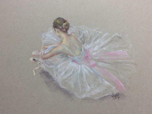 dress rehearsal dancing hibiscus