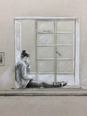 quiet reflection the davies studio
